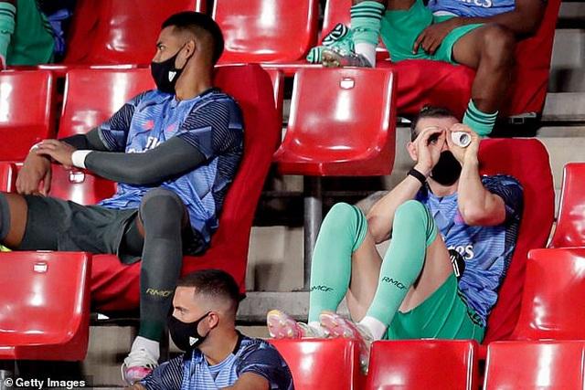 Benzema lập công, Real Madrid tiến gần đến chức vô địch La Liga - Ảnh minh hoạ 8