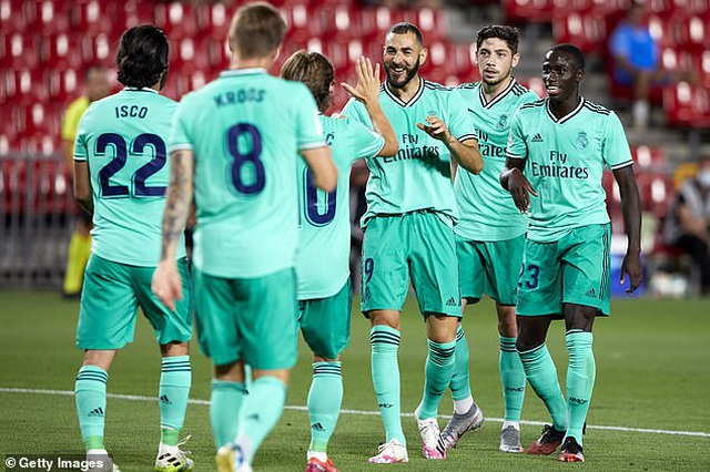 Benzema lập công, Real Madrid tiến gần đến chức vô địch La Liga - Ảnh minh hoạ 9