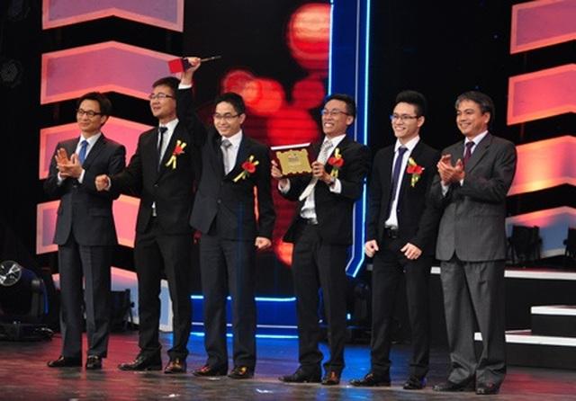 Giải thưởng Nhân tài Đất Việt: Tôn vinh tri thức thời đại và trí tuệ Việt - 12