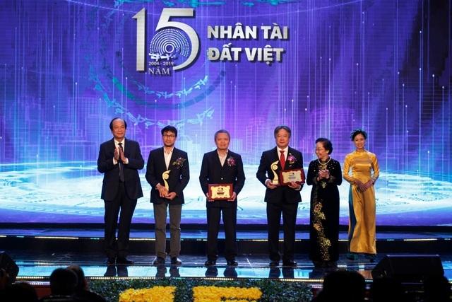 Giải thưởng Nhân tài Đất Việt: Tôn vinh tri thức thời đại và trí tuệ Việt - 11