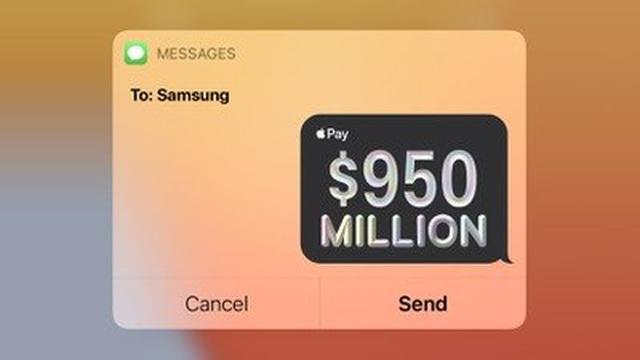 Apple phải bồi thường gần 1 tỷ USD cho Samsung do doanh số iPhone quá thấp - 2