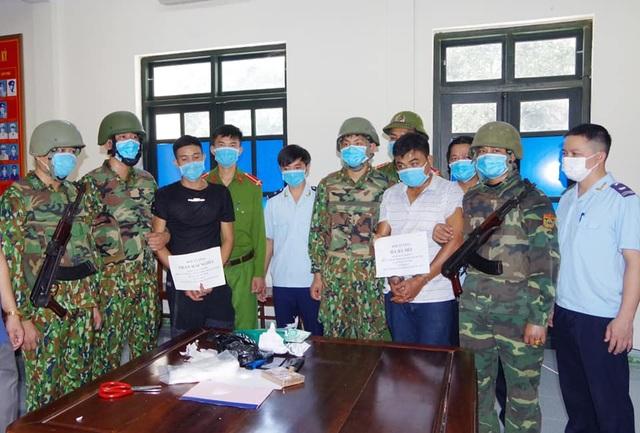 Chặt đứt nhiều đường dây vận chuyển ma túy vào Việt Nam - 1