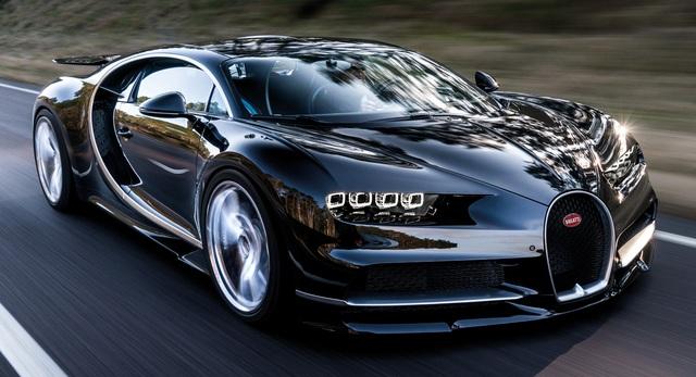 Điều hoà của siêu xe Bugatti Chiron có thể làm mát cả một căn hộ