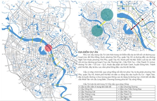 Cầu Tứ Liên: Dấu ấn kinh tế tư nhân trong kiến tạo hệ thống giao thông Hà Nội - 1