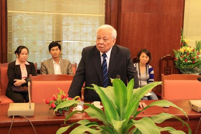 Giải thưởng Nhân tài Đất Việt: Tôn vinh tri thức thời đại và trí tuệ Việt - 13