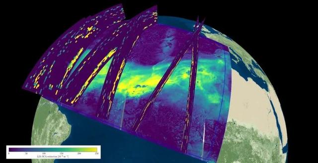 Đám mây bụi Sahara quét qua Đại Tây Dương lớn nhất từ trước đến nay - 2