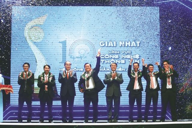 Giải thưởng Nhân tài Đất Việt: Tôn vinh tri thức thời đại và trí tuệ Việt - 10