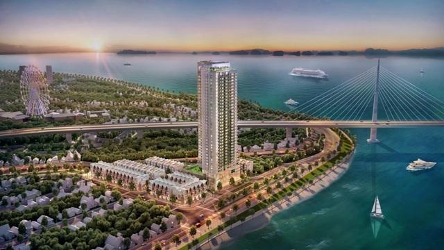 Handico6 chính thức đặt chân tới Hạ Long với dự án căn hộ mặt biển cao cấp  Green Diamond - 2