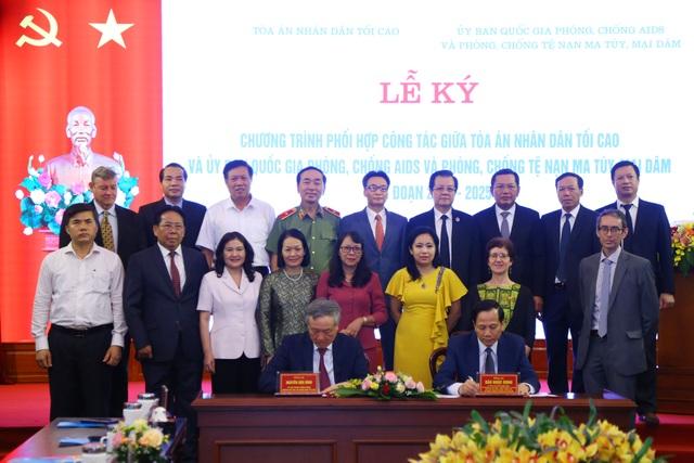 Tăng cường phối hợp phòng chống tệ nạn ma tuý, mại dâm giai đoạn 2020-2025 - 2