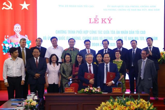 Tăng cường phối hợp phòng chống tệ nạn ma tuý, mại dâm giai đoạn 2020-2025 - 1