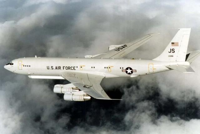 Máy bay trinh sát Mỹ áp sát Trung Quốc