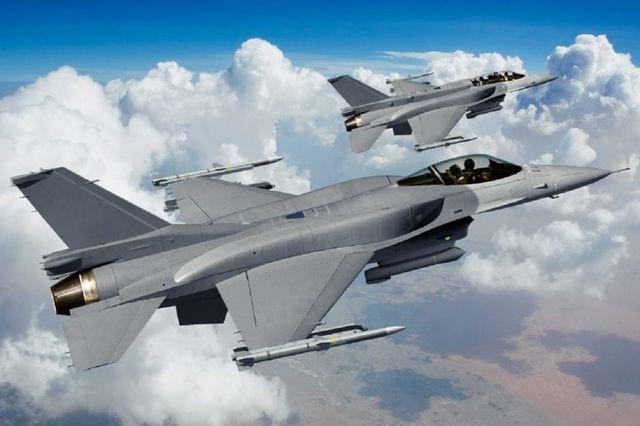 Máy bay chiến đấu Mỹ rơi khi hạ cánh - 1