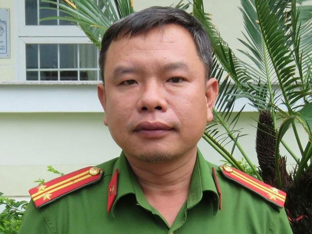 Cựu Trung tá công an bịa nội dung biên bản hỏi cung lãnh 18 tháng tù - 1
