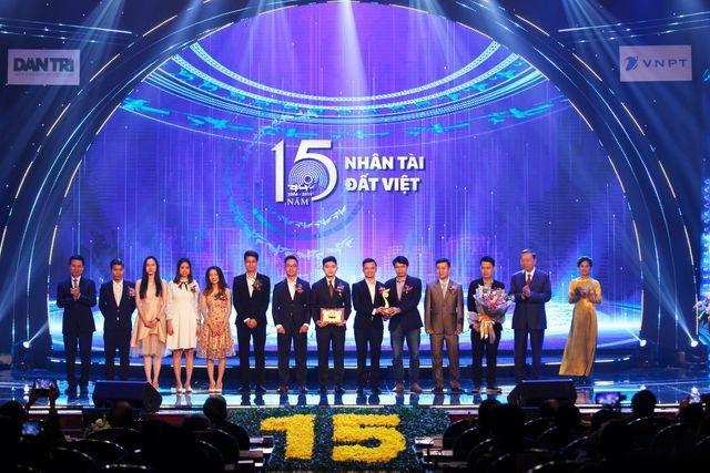 Những câu chuyện đặc biệt trong hành trình 15 năm Nhân tài Đất Việt - 9
