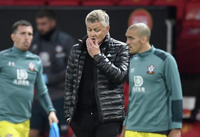 HLV Solskjaer nói gì khi Man Utd rơi điểm đau đớn? - 2