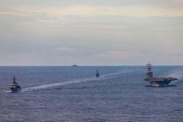 """Nhật Bản """"tố"""" Trung Quốc lợi dụng Covid-19 thúc đẩy yêu sách ở Biển Đông - 1"""