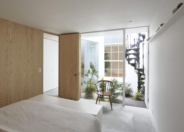 Độc đáo căn biệt thự đổ đất trồng cây xanh trên mái nhà để tránh nóng - 6