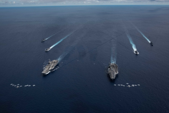Nghị sĩ Mỹ đồng loạt phản đối Trung Quốc bành trướng ở Biển Đông - 1