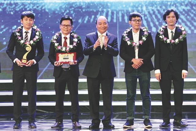 Giải thưởng Nhân tài Đất Việt: Tôn vinh tri thức thời đại và trí tuệ Việt - 7