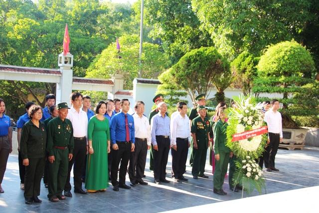 Hà Tĩnh kỷ niệm 70 năm ngày truyền thống lực lượng TNXP - 1