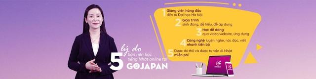 """Ứng dụng Gojapan: Để việc học tiếng Nhật không còn """"đáng sợ"""" - 2"""