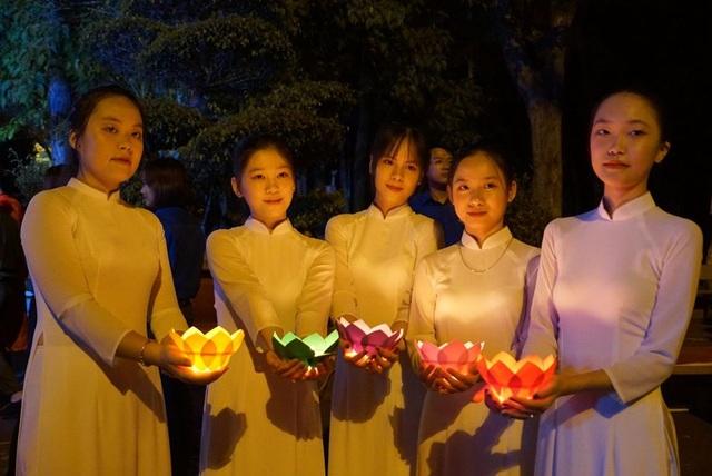 Đêm tri ân các anh hùng liệt sĩ tại Ngã ba Đồng Lộc - 3