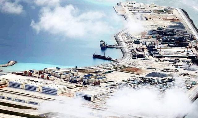 Bộ Ngoại giao nói về tuyên bố của Mỹ với yêu sách Biển Đông - 1