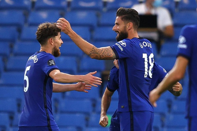 Giroud tỏa sáng, Chelsea thắng nhẹ Norwich - 1