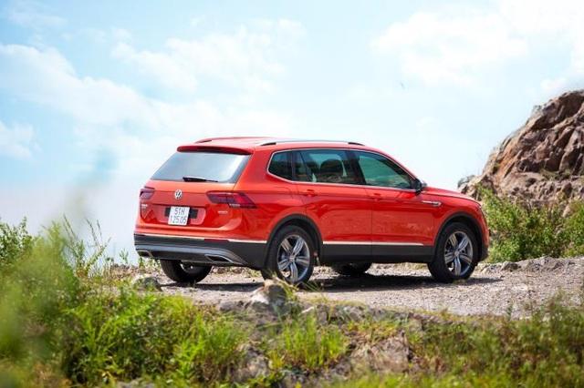Tặng 50% phí trước bạ cho khách mua xe VW Tiguan Luxury nhập khẩu - 5