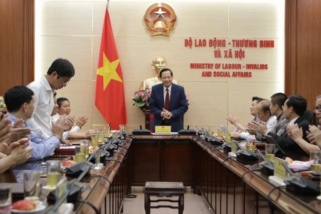 Bộ trưởng Đào Ngọc Dung mong Báo Dân trí hay hơn, nhiều độc giả hơn - 2