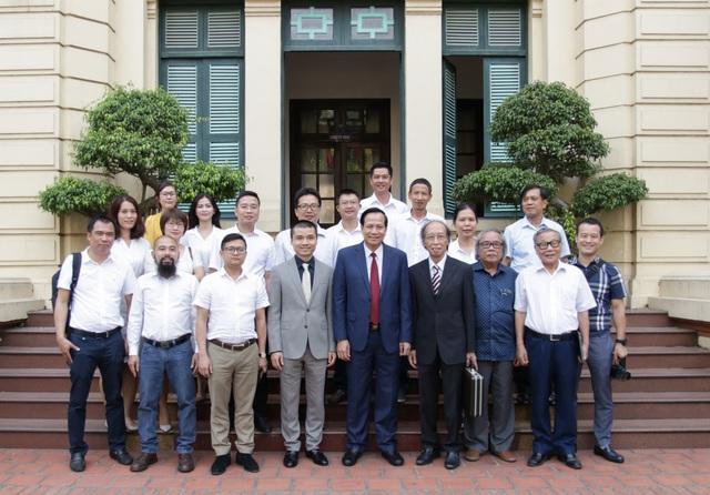 Ông Phạm Tuấn Anh được bổ nhiệm làm Tổng Biên tập báo điện tử Dân trí - 6