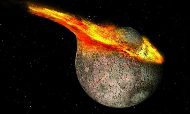 Mặt trăng trẻ hơn 85 triệu năm so với tính toán trước đây - 1