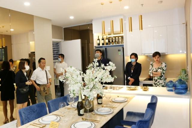 Căn hộ Precia quận 2 hút khách tham quan nhờ những giá trị nội tại đắt giá - 2