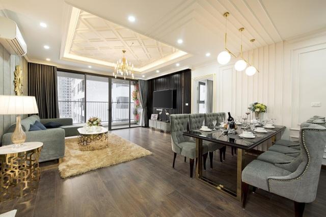 Steallar Garden: Thỏa sức sáng tạo với không gian căn hộ không cột lên tới 150m2 hiếm có tại Hà Nội - 1