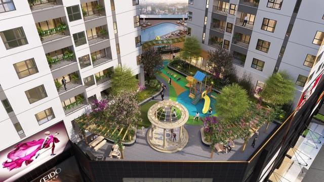 Steallar Garden: Thỏa sức sáng tạo với không gian căn hộ không cột lên tới 150m2 hiếm có tại Hà Nội - 2
