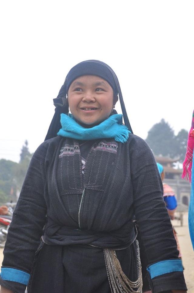 Độc đáo trang phục phụ nữ các dân tộc vùng cao - 4