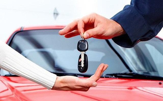 Vay nợ mua ô tô, sống bất an vì bị siết nợ, cẩu mất xe - 2