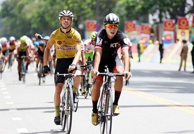 Giải đua xe đạp VTV Cup năm 2020 thu hút 10 đội mạnh - 1