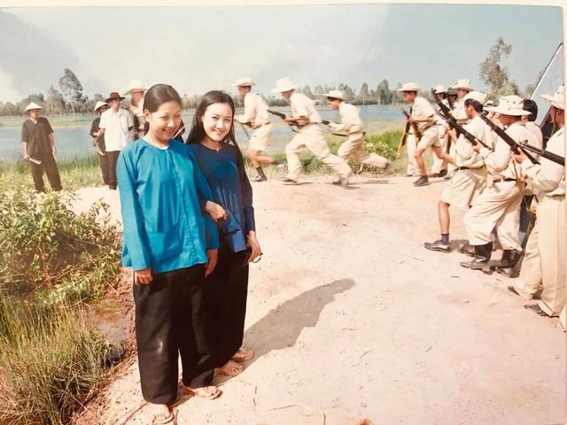 """BTV Hoài Anh tiết lộ """"thời thanh xuân dữ dội"""" bên Lý Hùng, Thương Tín - 3"""