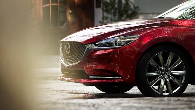 6 quyền lợi hấp dẫn dành cho khách hàng sở hữu New Mazda6 - 2