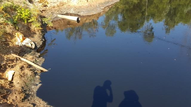 Hồ nuôi tôm bức tử môi trường, người dân sống trong... kinh hãi! - 14