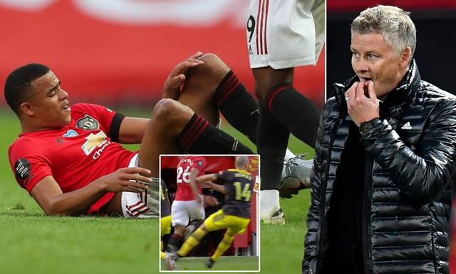 Man Utd bất ngờ chịu tổn thất lớn ở giai đoạn sinh tử - 1