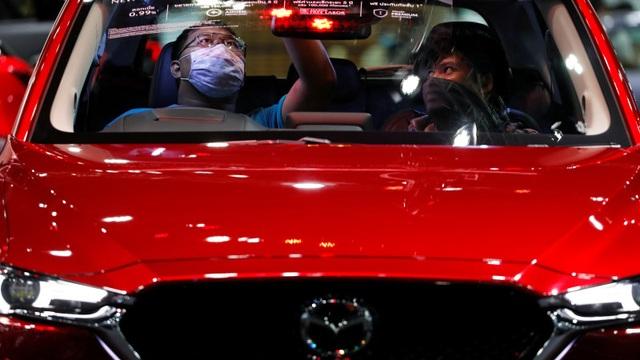 Thái Lan khai mạc triển lãm ô tô đầu tiên trong mùa dịch Covid-19 - 6