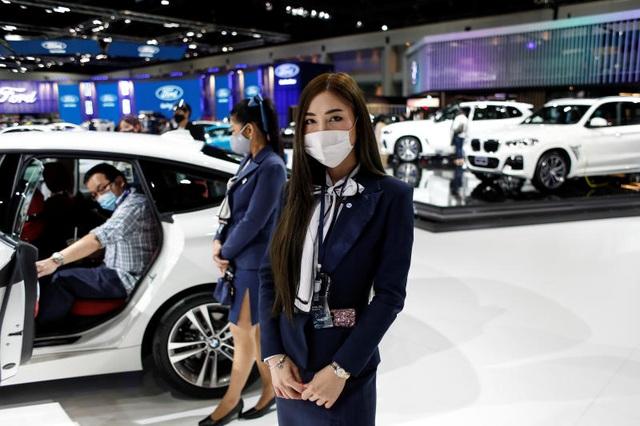 Thái Lan khai mạc triển lãm ô tô đầu tiên trong mùa dịch Covid-19 - 5