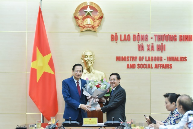 Ông Phạm Tuấn Anh được bổ nhiệm làm Tổng Biên tập báo điện tử Dân trí - 2