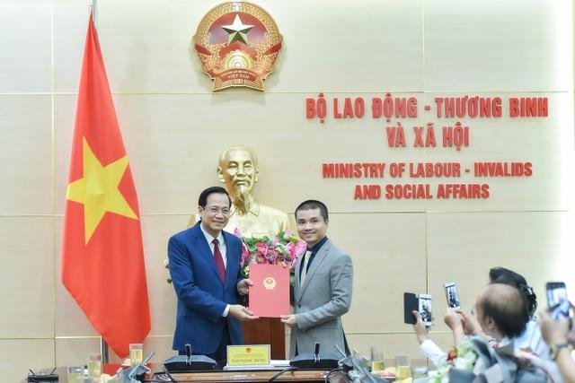 Ông Phạm Tuấn Anh được bổ nhiệm làm Tổng Biên tập báo điện tử Dân trí - 1