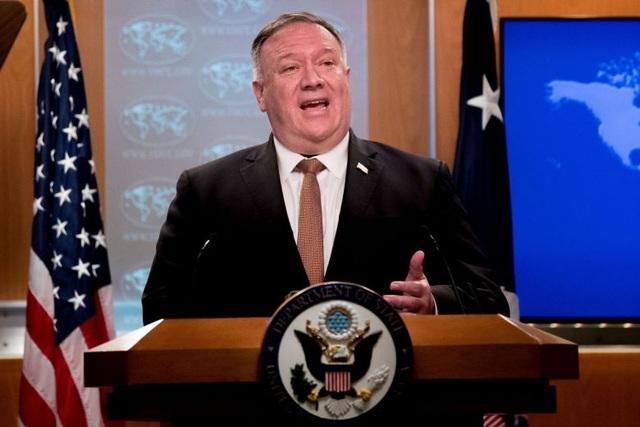 Mỹ sẽ ủng hộ các nước bị Trung Quốc vi phạm chủ quyền ở Biển Đông - 1