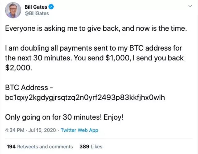 Hacker tấn công Twitter của Bill Gates, Obama và nhiều nhân vật nổi tiếng - 2