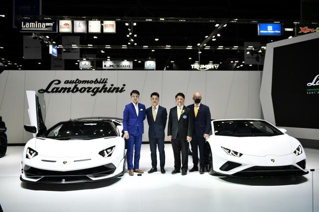 Thái Lan khai mạc triển lãm ô tô đầu tiên trong mùa dịch Covid-19 - 8