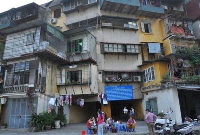 Cải tạo chung cư cũ: Đề xuất phá quy hoạch vì đâu? - 1